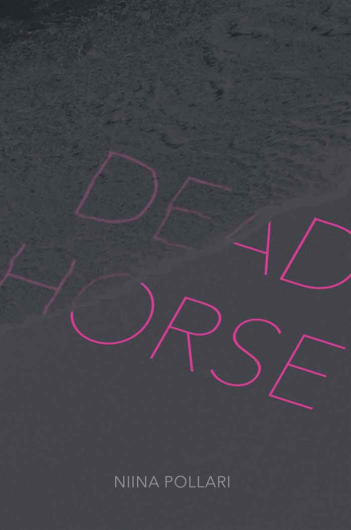 The Cover of Dead Horse by Niina Pollari