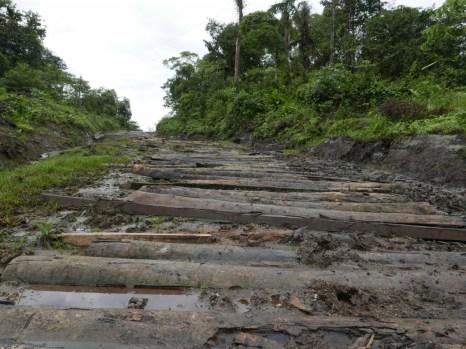 The Awa-La Union Road