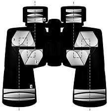 porro binocular - birding binoculars