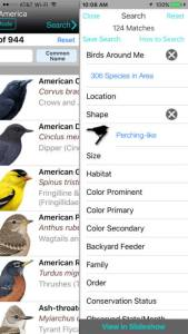 Identification Bird Watching Apps