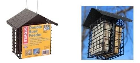 the best woodpecker feeders - suet feeders