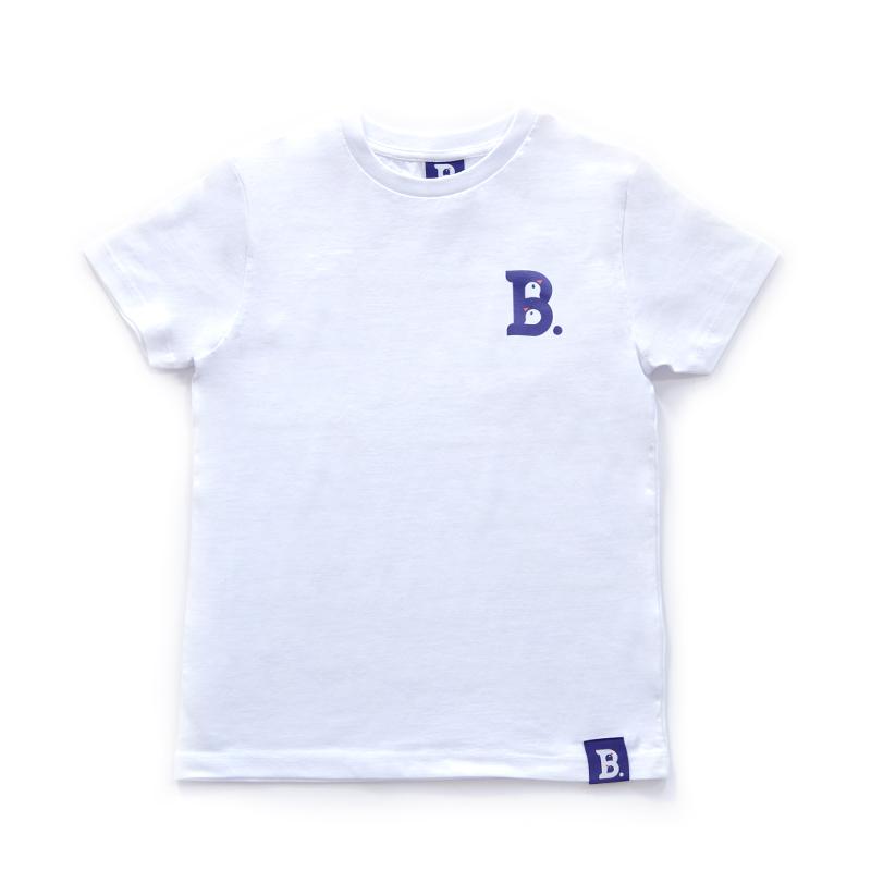 T-Shirt Birdz Blanc - Enfant