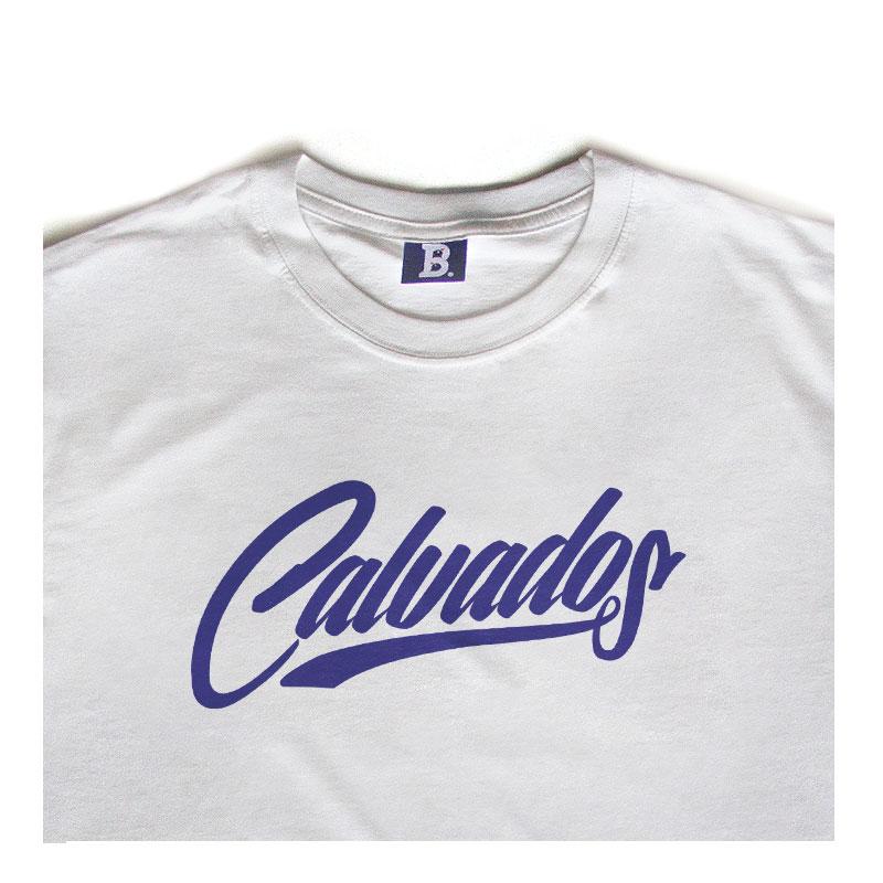 T-Shirt Calvados Blanc