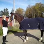 Katarina Andersson och Oxygen         foto Anne Saari