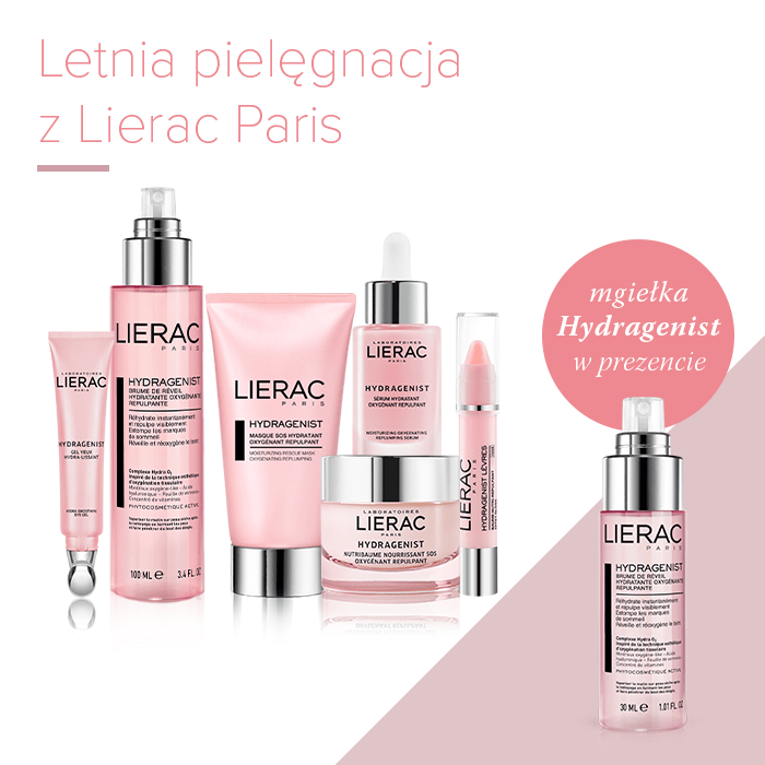lierac paris hydragenist