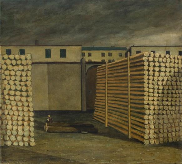 joachim-ringelnatz-kindheit-1928-oel-auf-leinwand-privatbesitz