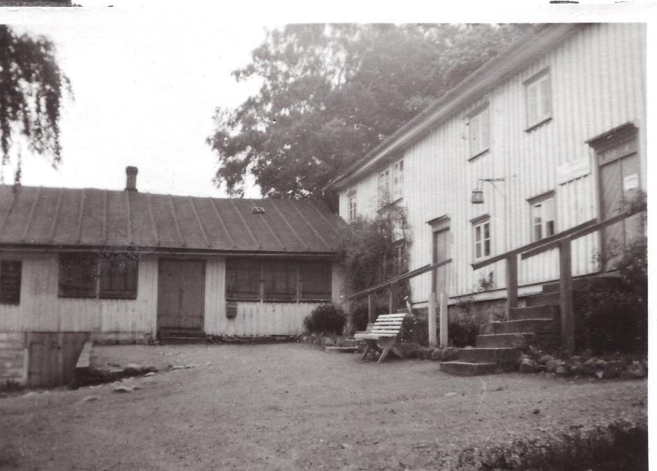 The Great Brännvin Row. Before Fylgia (5).