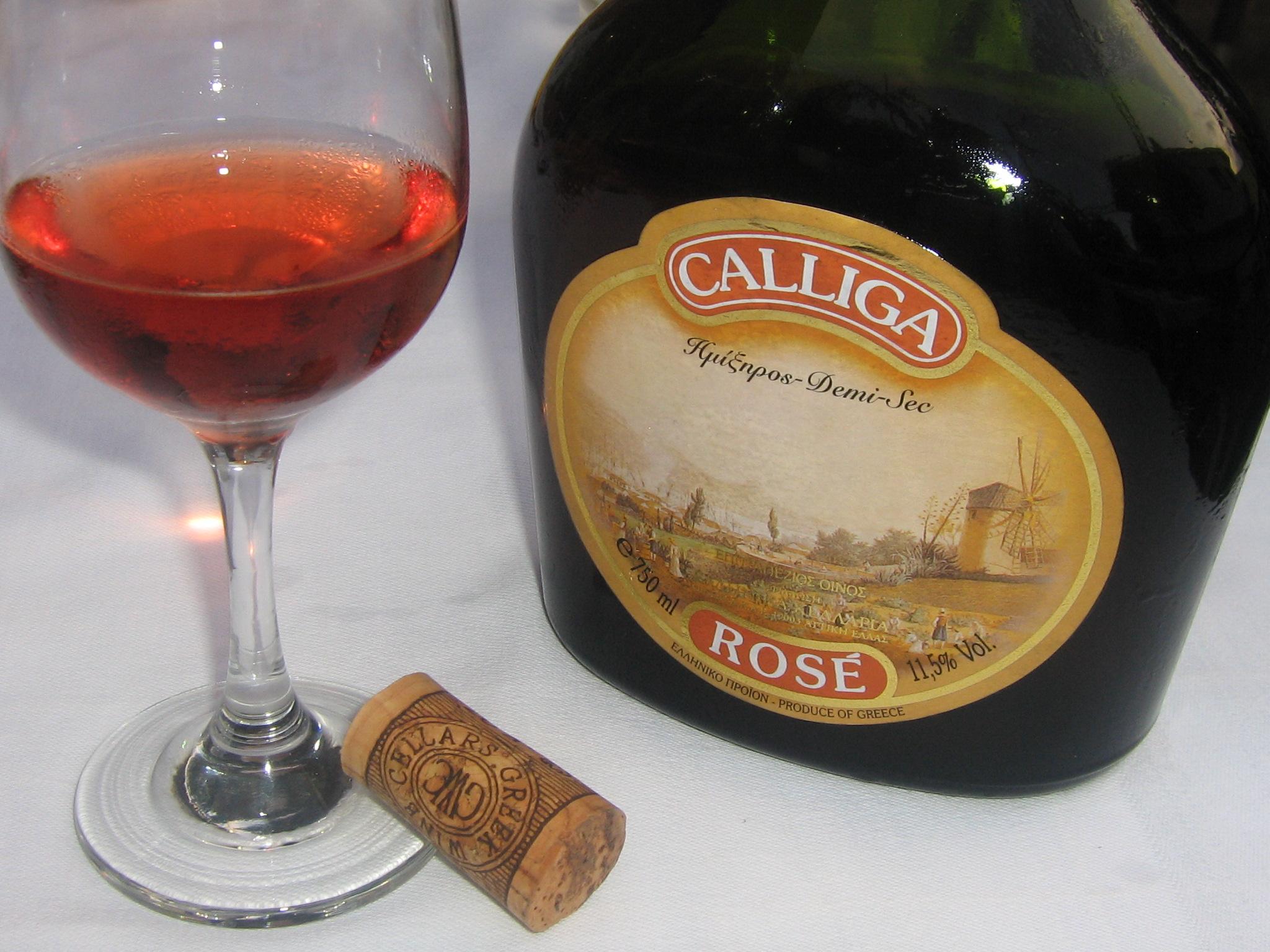 Calliga Rosé