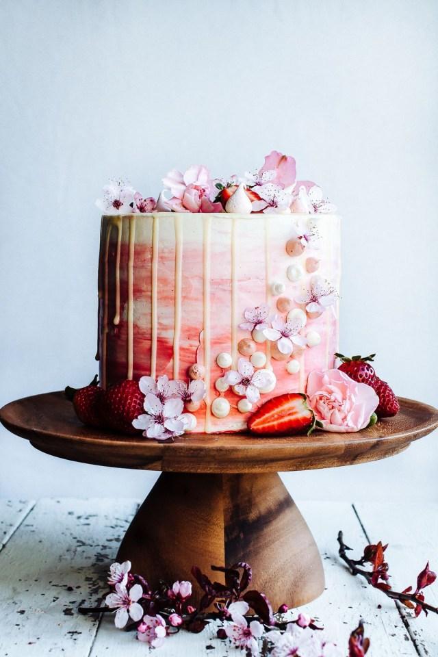 15 Birthday Cake 24 Homemade Birthday Cake Ideas Easy Recipes For Birthday Cakes