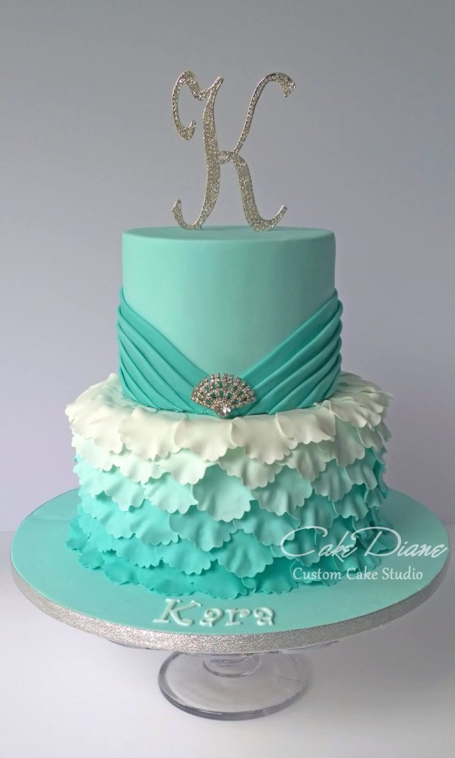 15 Birthday Cake Jade Petal Ideas Pinterest Sweet 16