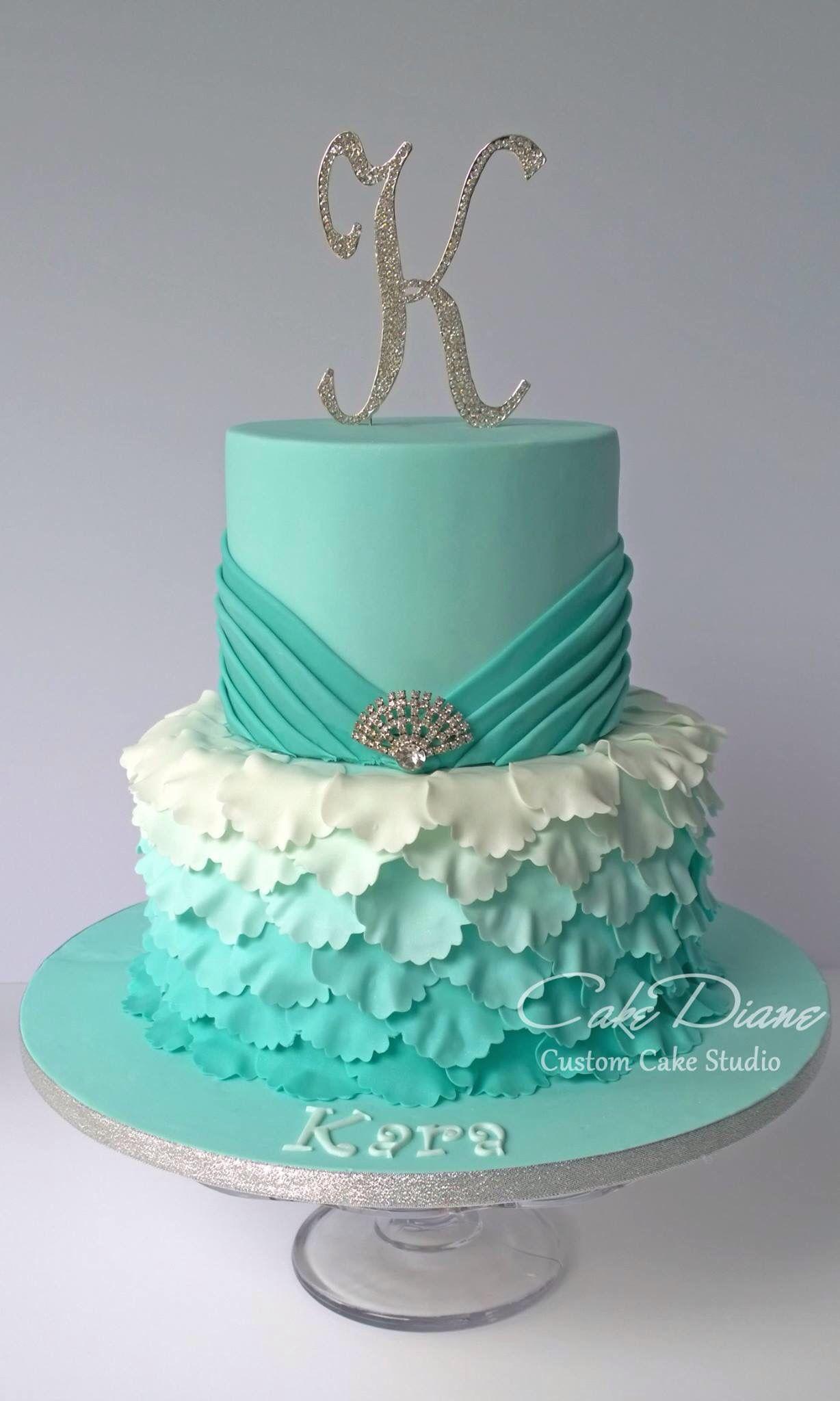 Enjoyable 15 Birthday Cakes Jade Petal Cake Cake Ideas Pinterest Cake Sweet Birthday Cards Printable Riciscafe Filternl