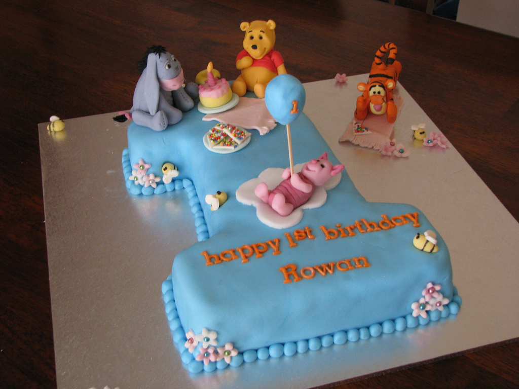 Awe Inspiring 1St Birthday Cake Ideas Ba Birthday Cake Designs Protoblogr Design Funny Birthday Cards Online Elaedamsfinfo