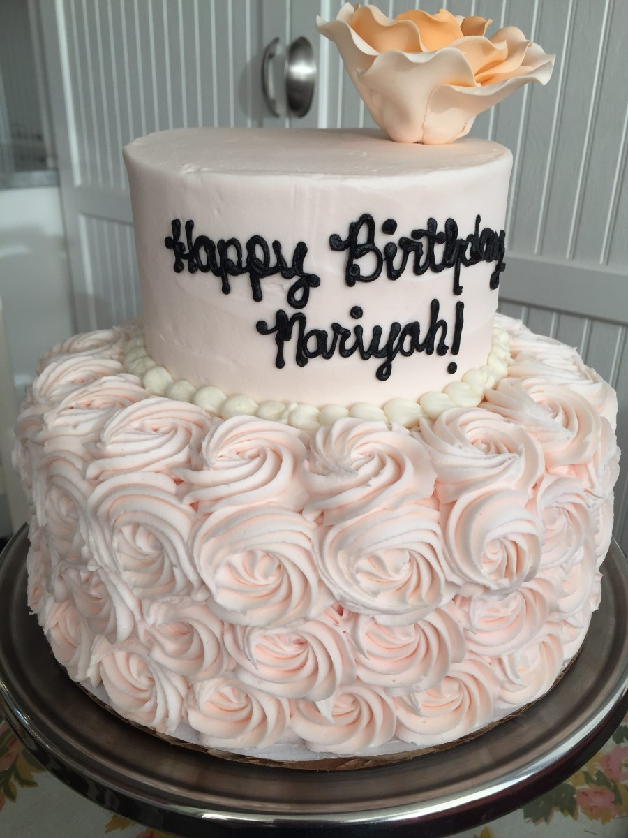 Pleasant 2 Tier Birthday Cakes 2 Tier Birthday Cakes The Cakeroom Bakery Funny Birthday Cards Online Aeocydamsfinfo