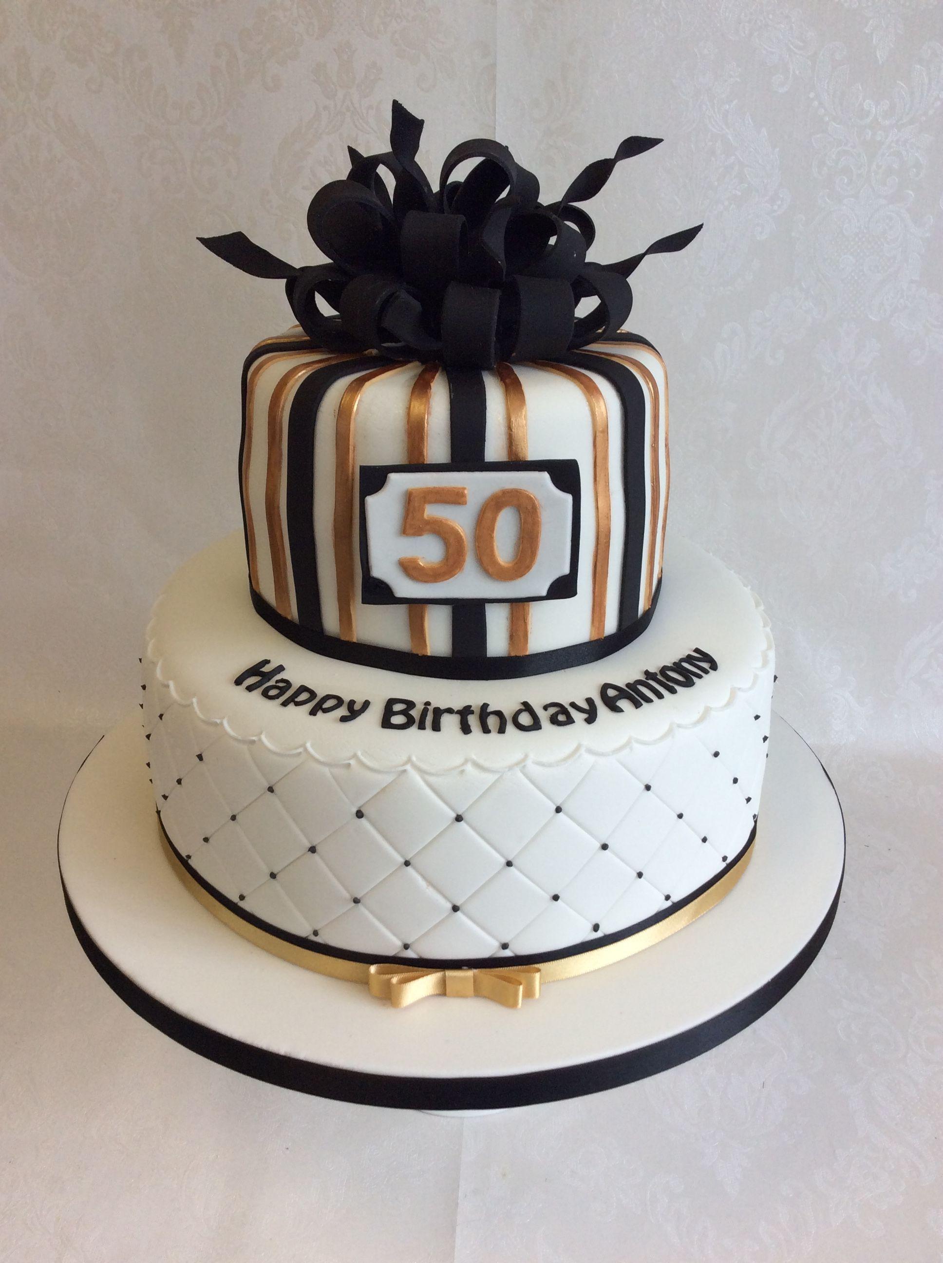 Amazing 30 Awesome Photo Of 2 Tier Birthday Cakes Birijus Com Funny Birthday Cards Online Alyptdamsfinfo