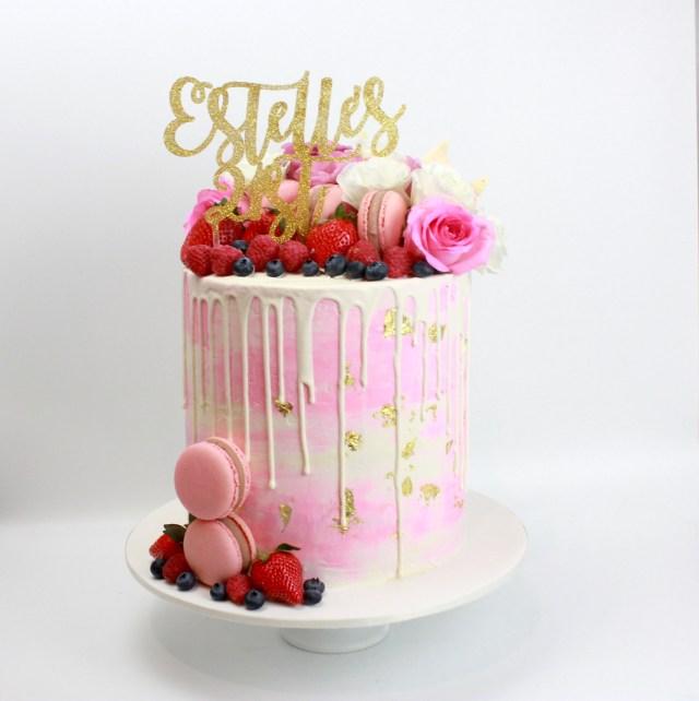 21St Birthday Cake 18th 21st Birthday Cakes Exquisite Cakes Sydney