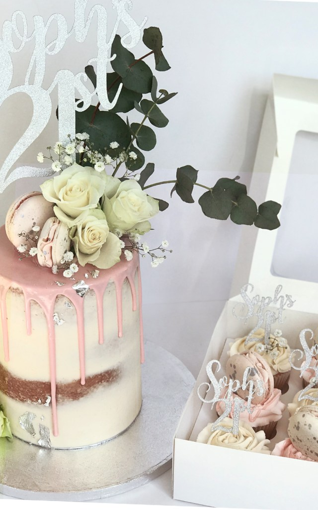 21St Birthday Cakes For Her 21st Birthday Cakes For Her Buttercreamdrip Cake Antonias Cakes
