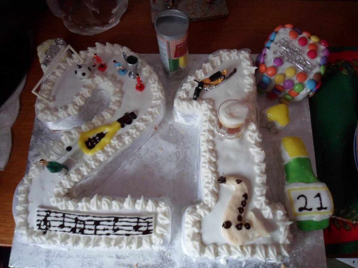 Prime 21St Birthday Cakes For Him 21St Birthday Cake For Boyfriend Funny Birthday Cards Online Elaedamsfinfo