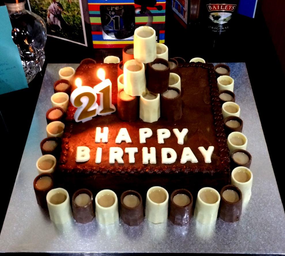 21St Birthday Cakes For Him 21st Birthday Cakes For Guys Boys Cake ...