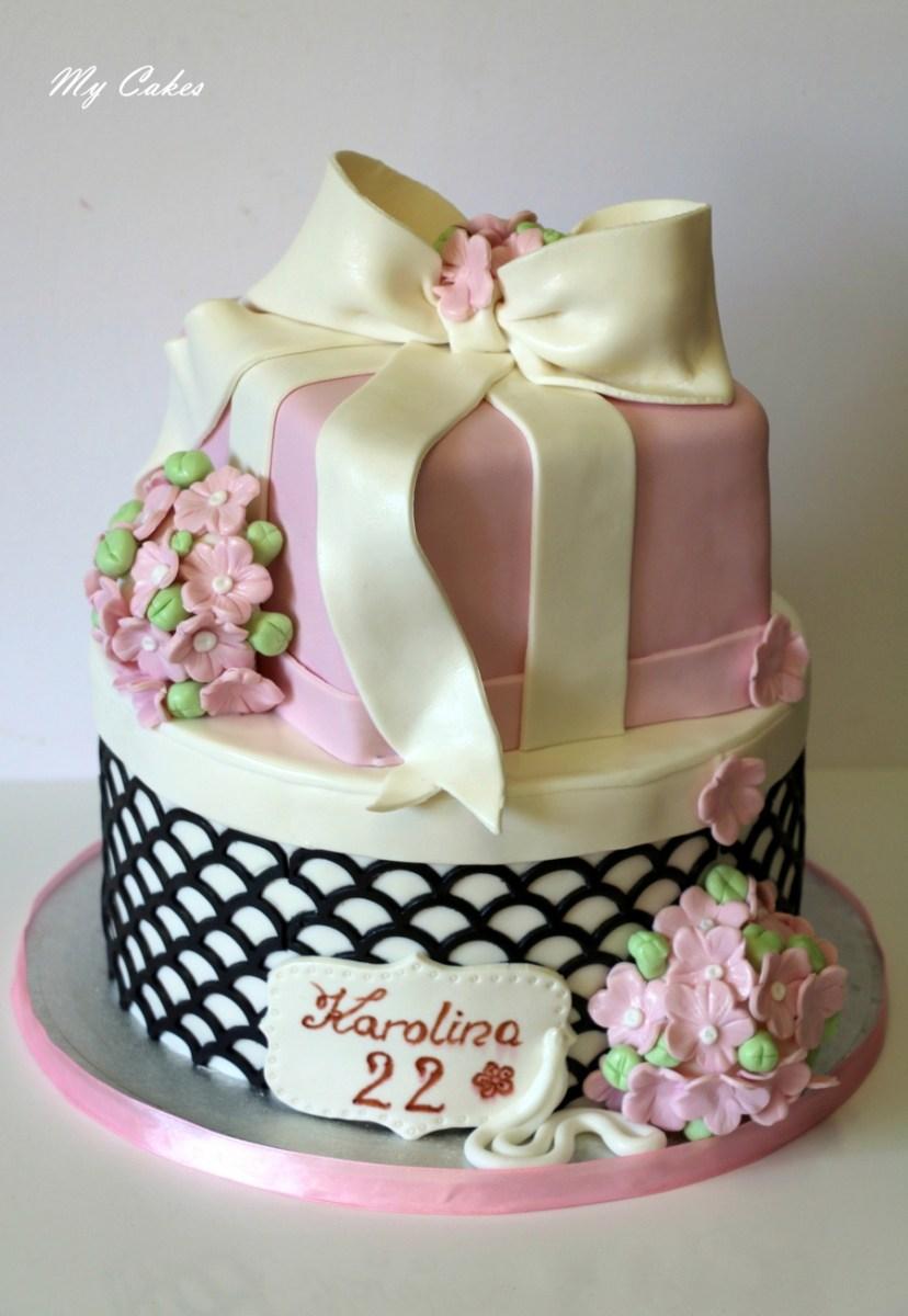 Fabulous 22Nd Birthday Cake 22Nd Birthday Cake Cakecentral Birijus Com Birthday Cards Printable Trancafe Filternl