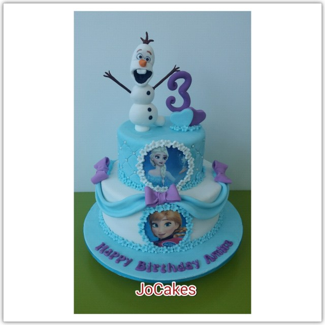 3Rd Birthday Cake Frozen Theme Cake Cupcakes And Cake Pop For Amiras 3rd Birthday