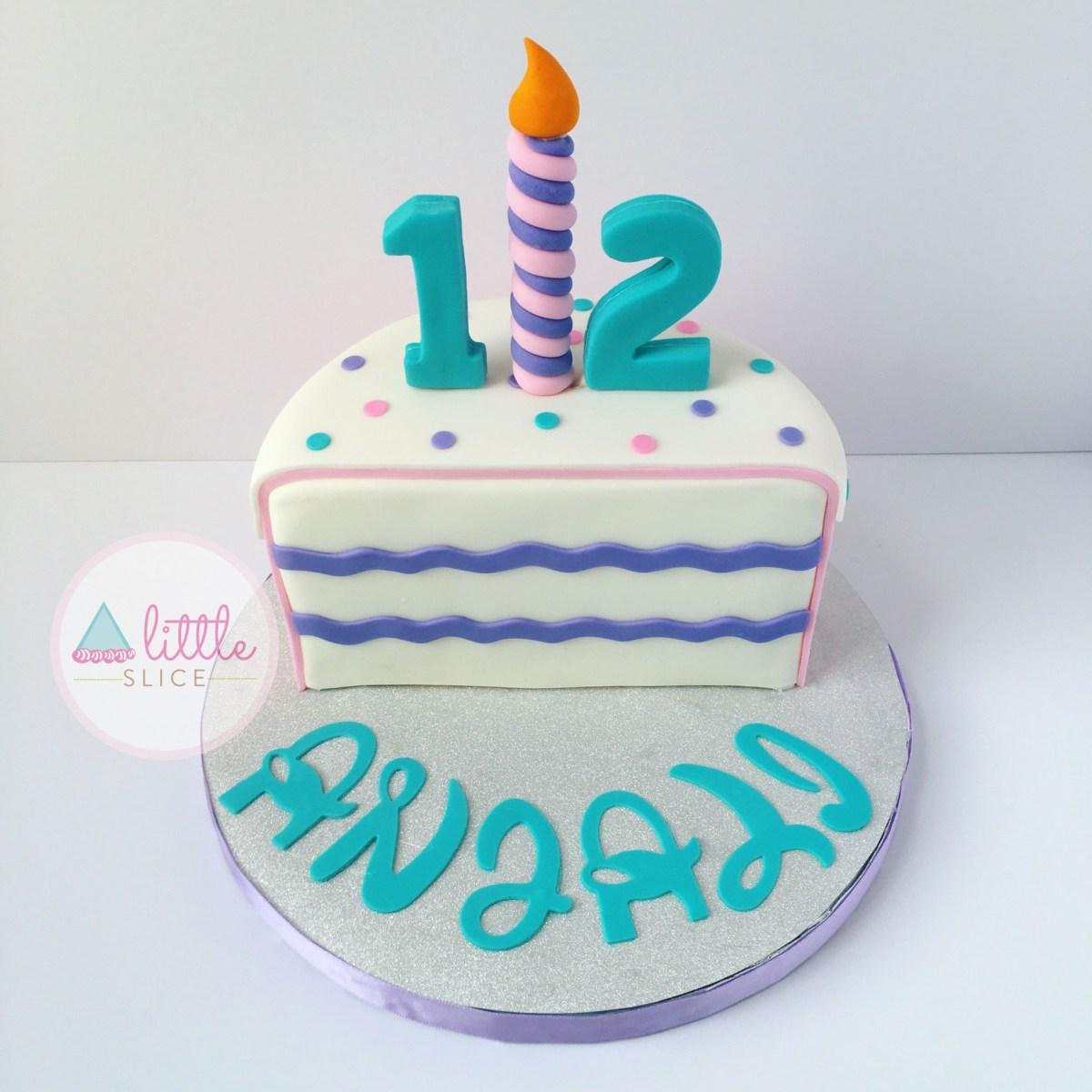 6 Month Birthday Cake 12 Birthday Cake 6 Months Cake Follow Us On Instagram