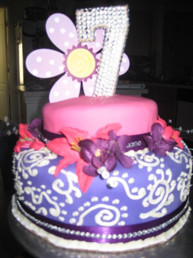 Pleasing 32 Exclusive Picture Of 7 Year Old Birthday Cake Birijus Com Birthday Cards Printable Inklcafe Filternl