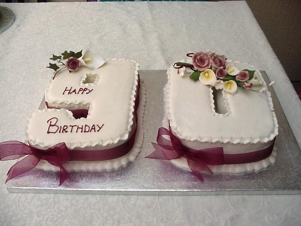 Pleasant 90Th Birthday Cakes Decorating Ideas For 90Th Birthday Cakes Funny Birthday Cards Online Elaedamsfinfo