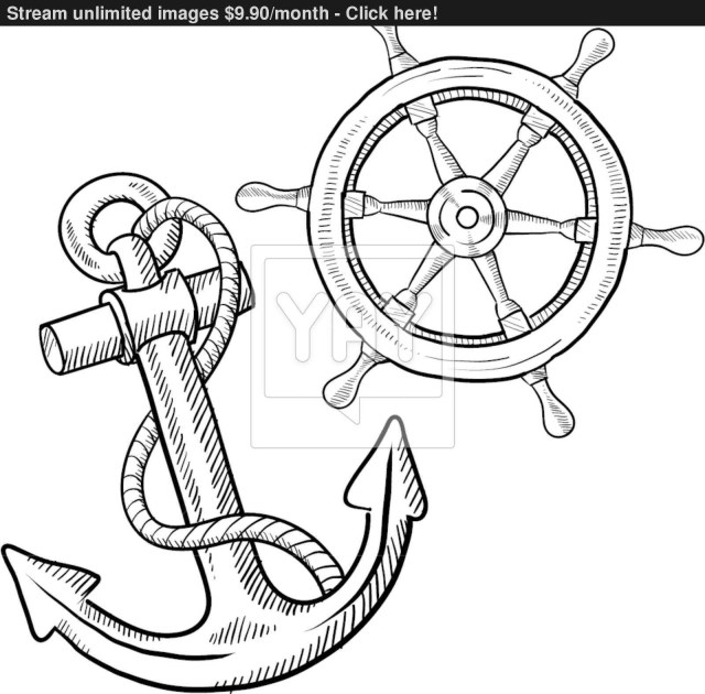 Anchor Coloring Page Anchor Coloring Page 13573 Hypermachiavellism