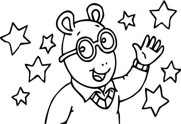 pbs coloring pages # 3