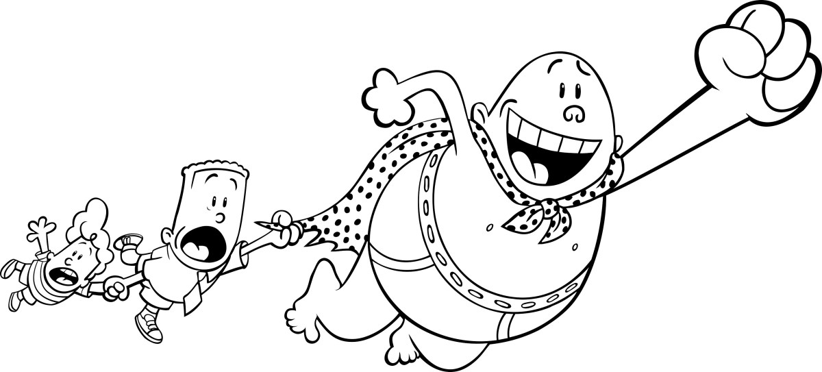 August Coloring Pages Captain Coloring Pages At Getdrawings