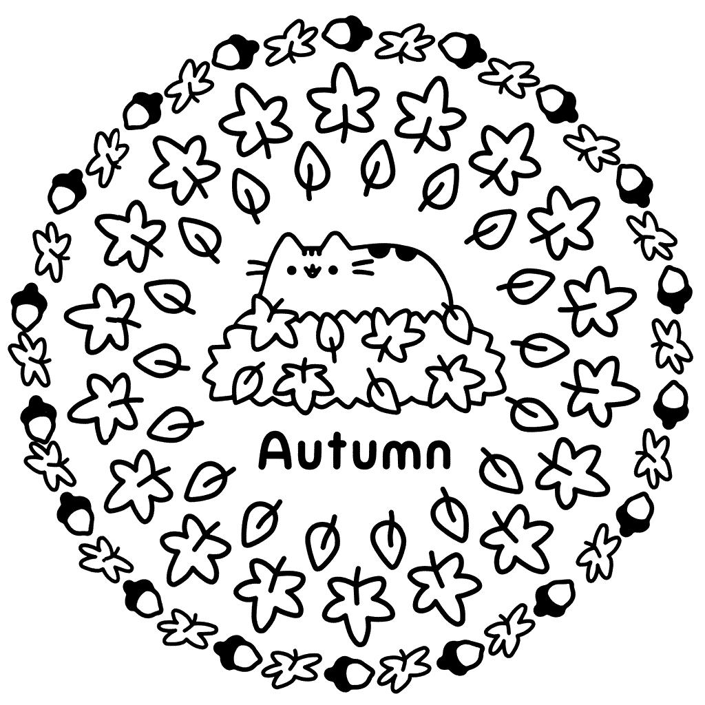 free printable autumn coloring sheets لم يسبق له مثيل الصور + ... | 1024x1024
