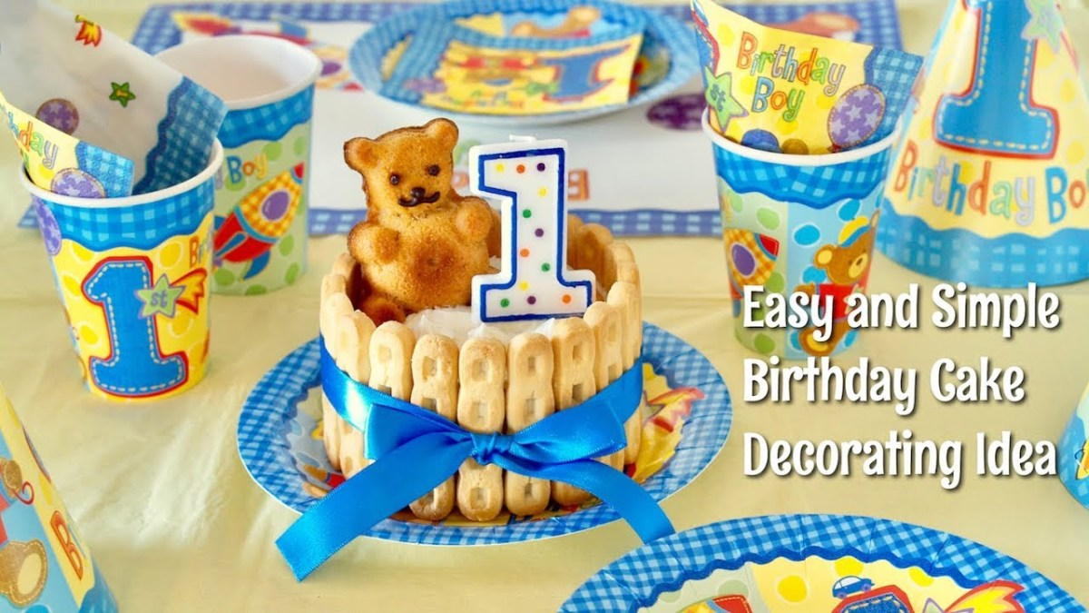 Enjoyable Baby First Birthday Cake Happy 1St Birthday Easy And Kawaii Personalised Birthday Cards Cominlily Jamesorg