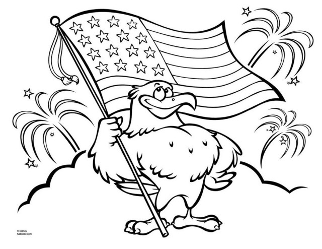 Cartoon Eagle Coloring Pages | Bird coloring pages, Coloring pages ... | 494x640