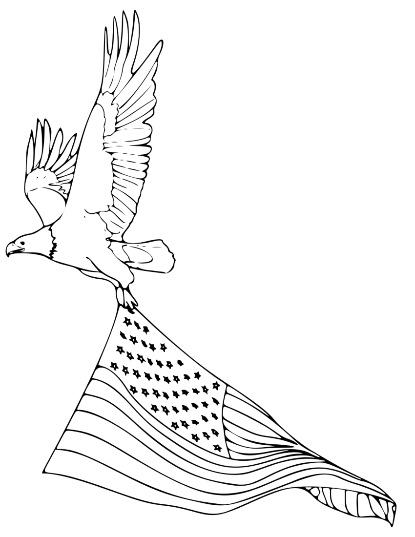 Bald Eagle Coloring Page Bald Eagles Coloring Pages Coloring Pages