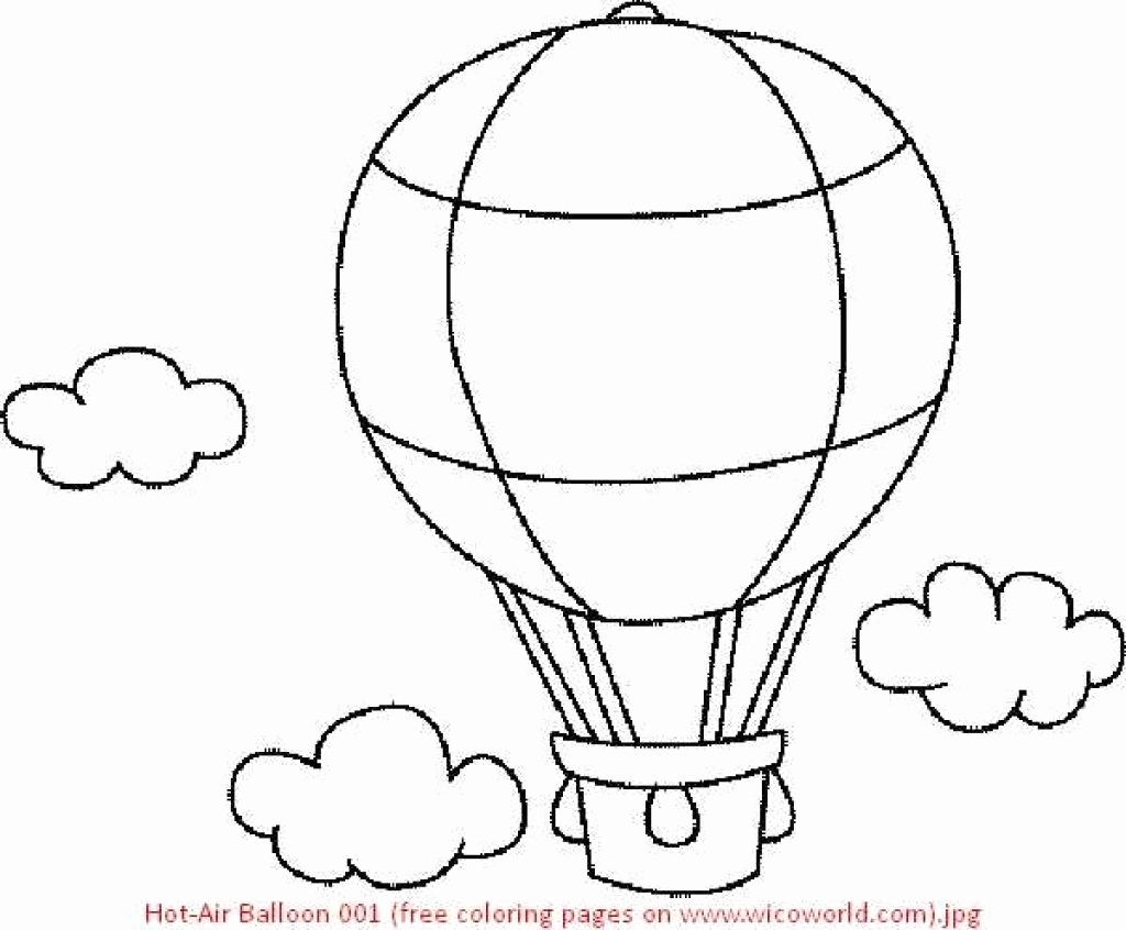 23 Pretty Picture Of Balloon Coloring Pages Birijusrhbirijus: Balloon Coloring Pages Pdf At Baymontmadison.com