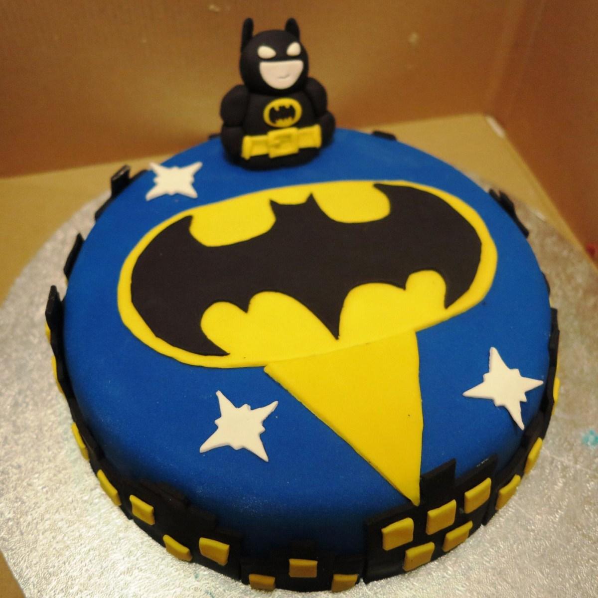 Fine Batman Birthday Cakes Batman Birthday Cake Coolest And Simple Birthday Cards Printable Opercafe Filternl