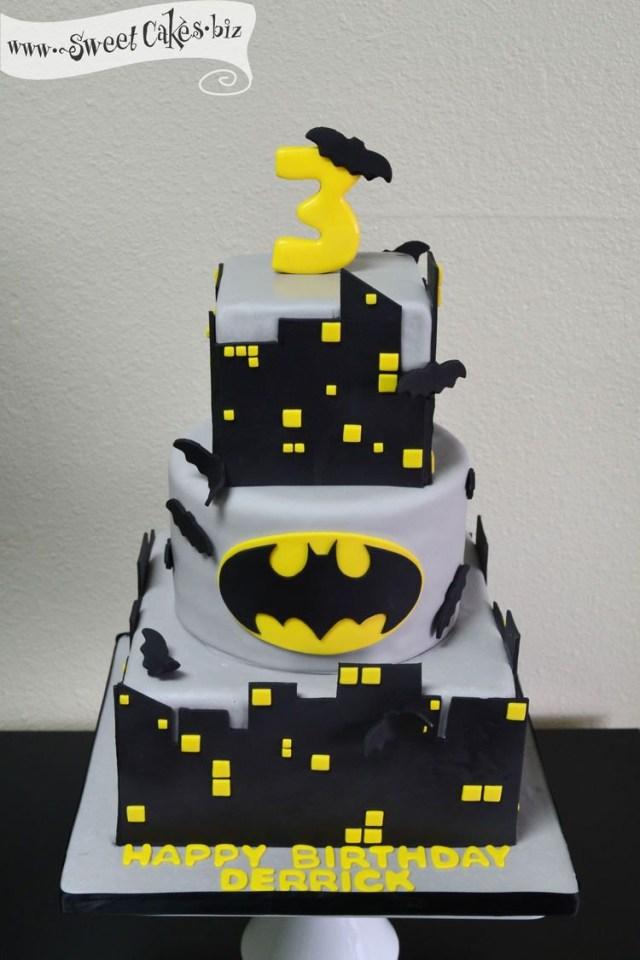Batman Birthday Cakes Batman Birthday Cake I Need A 22 For The Top Eddie On The