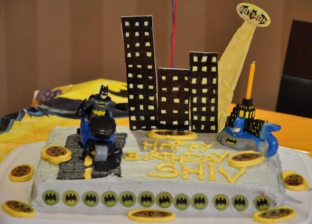 Batman Birthday Cakes Batman Birthday Cake The Restaurant Fairys Kitchen