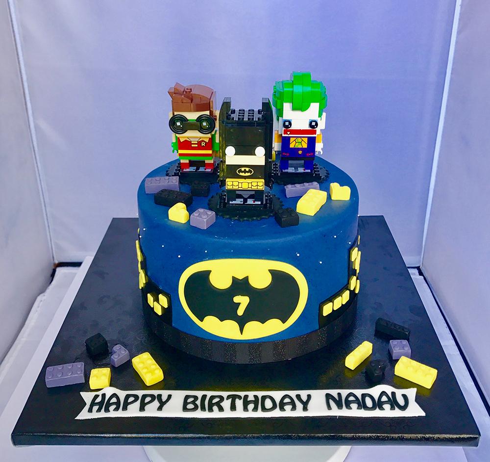 Super Batman Birthday Cakes Batman Lego Birthday Cake Chefnessbakery Birthday Cards Printable Opercafe Filternl