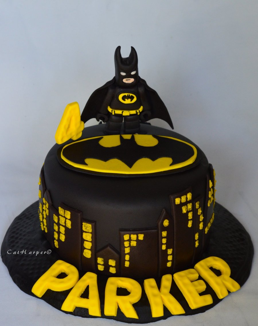 Swell Batman Birthday Cakes Lego Batman Birthday Cake Cakecentral Personalised Birthday Cards Veneteletsinfo