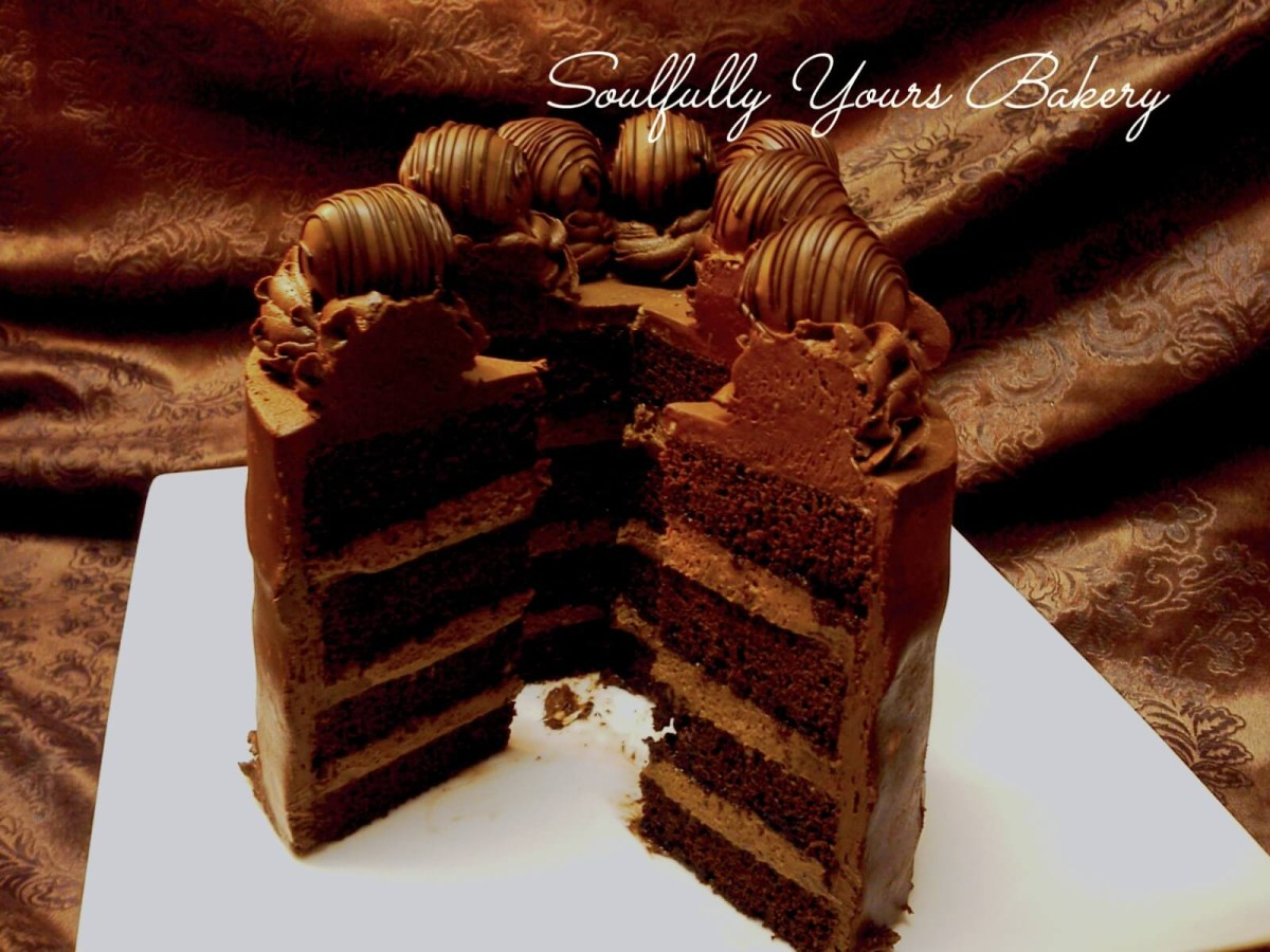 Enjoyable Best Birthday Cakes Chocolate Mousse Truffle Cake Best Chocolate Funny Birthday Cards Online Necthendildamsfinfo