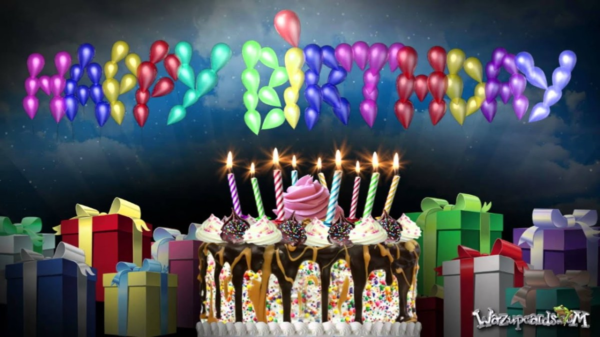 Pleasant Birthday Cake And Balloons Happy Birthday Balloons And Cake Party Funny Birthday Cards Online Alyptdamsfinfo