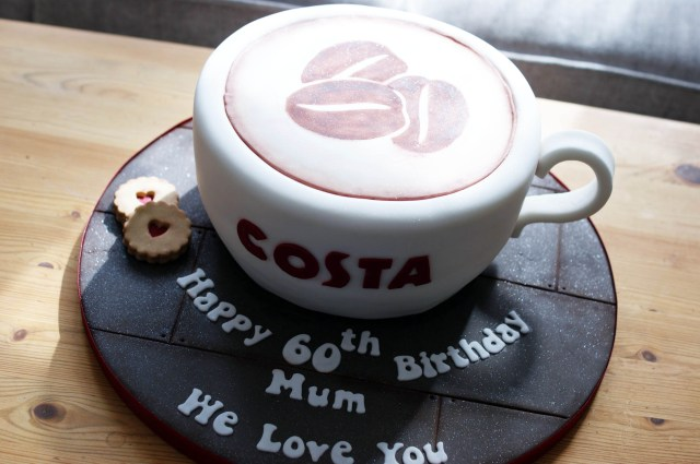 Birthday Cake In A Mug Costa Mug Birthday Cake Bakealous