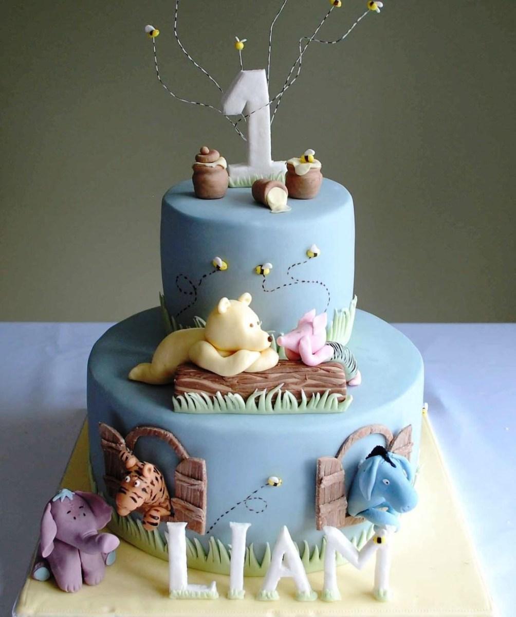 Enjoyable Birthday Cakes For Boys 1St Birthday Cakes For Boys In The Shape Birthday Cards Printable Opercafe Filternl