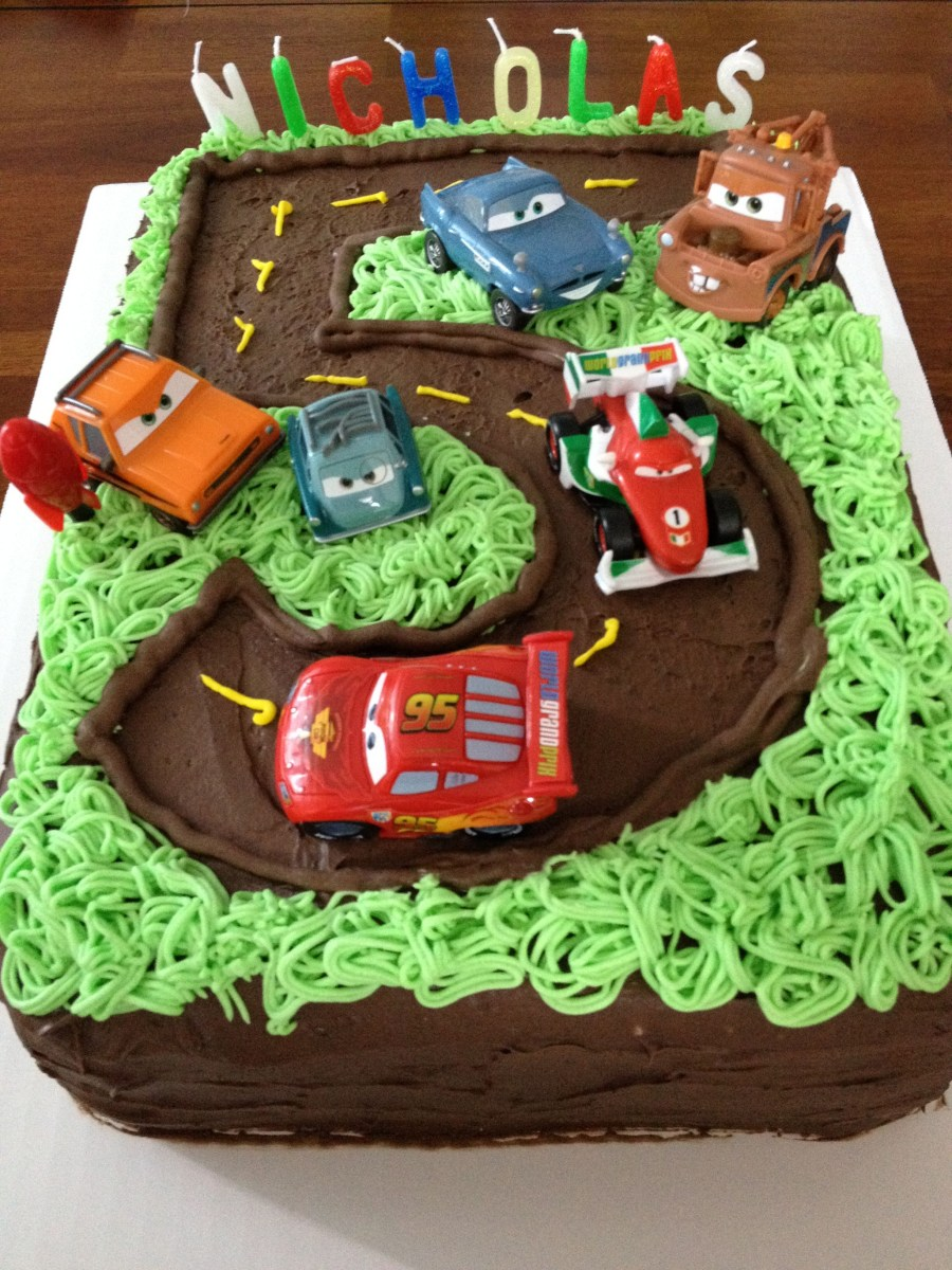 Miraculous Birthday Cakes For Boys Cars 2 Birthday Cake Year Old Ideas More Personalised Birthday Cards Veneteletsinfo