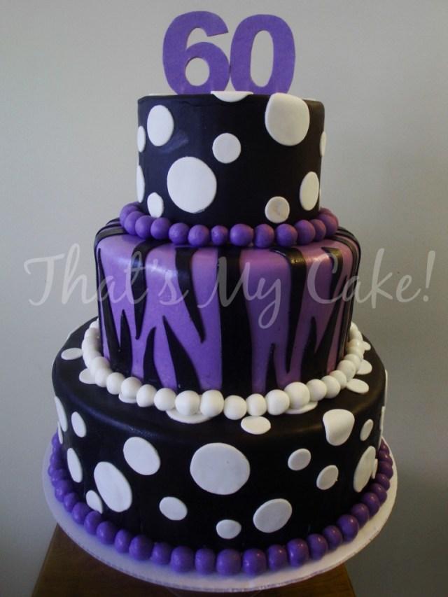 Black Birthday Cake Purple And Black Birthday Cake Thats My Cake
