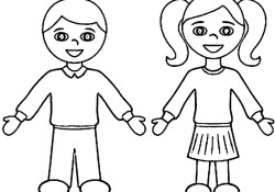 Boy And Girl Coloring Pages Best Peacock Printable Coloring Pages For Kids Boys And Girls Within