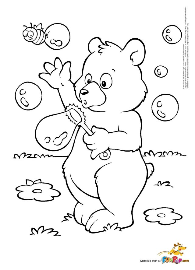 Bubble Coloring Pages Bubbles Coloring Page Cosmo Scope