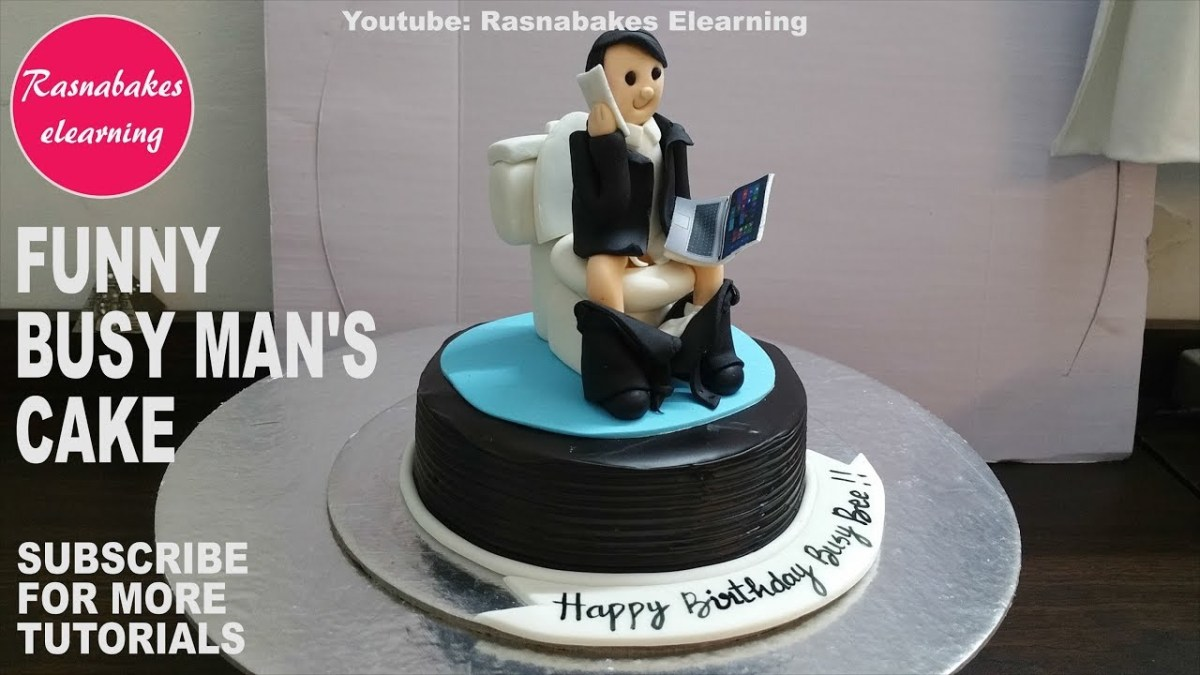 Fine Cakes For Mens Birthday Funny Birthday Wishes Gifts For Men Cake Personalised Birthday Cards Bromeletsinfo