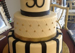Cakes For Men's Birthday Gold And Black 50th Birthday Cake Mens Birthday Cake 30 Birthday